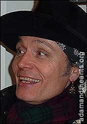 Adam Ant - Sunday 6 March 2010