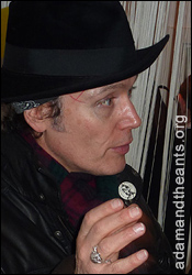 Adam Ant - March 2010