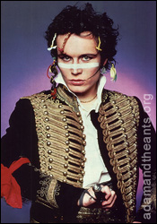 Uncut - Adam & the Ants