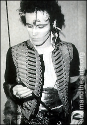 Adam Ant - King of Sexual Diversity