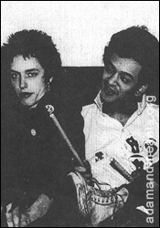 Dave Barbe - Adam & the Ants
