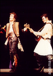 Kevin Mooney - Adam & the Ants 1981